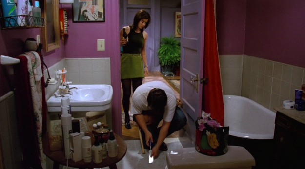 The Friends characters RENOVATE their apartments even though they don't own them. Who does that??