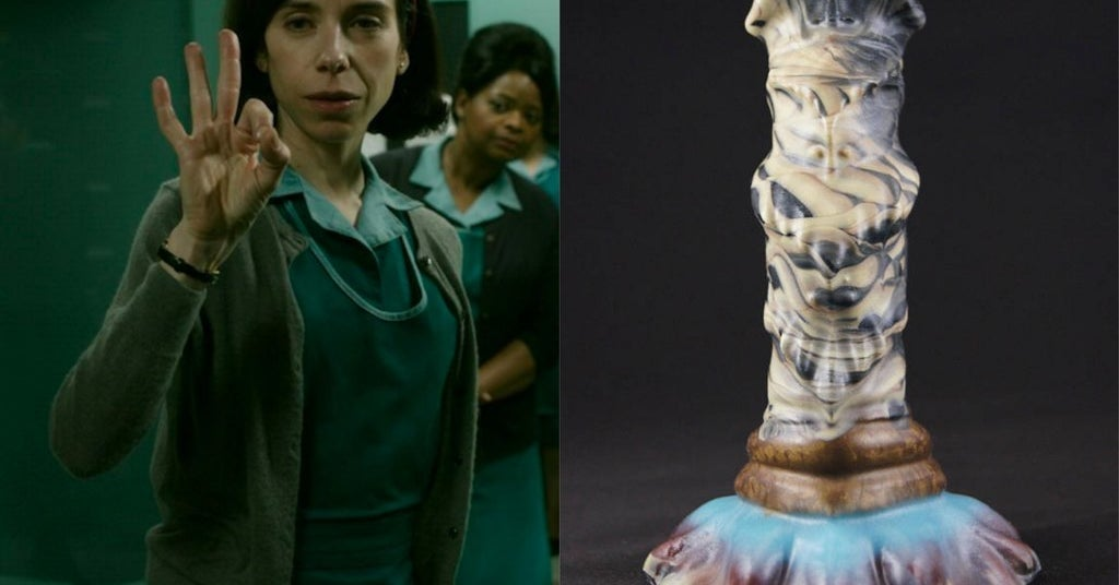 "Someone Designed A Dildo Based Off The Fish Man In ""The Shape Of Water,"" Thank God"