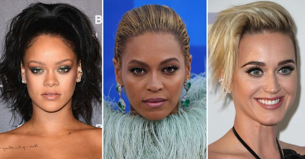 Which pop icon would you LEAST want to marry?