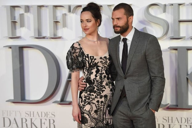 Cut to February 2017, two long years later, and the duo came back and served us a very different vibe during the Fifty Shades Darker premiere in London.