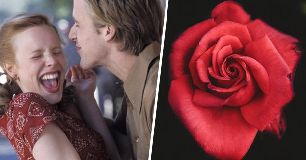 Pick Seven Colors And We'll Give You A Classic Romantic Movie To Watch This Valentine's Day