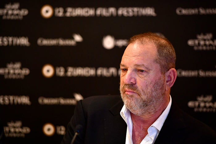 Harvey Weinstein in 2016.