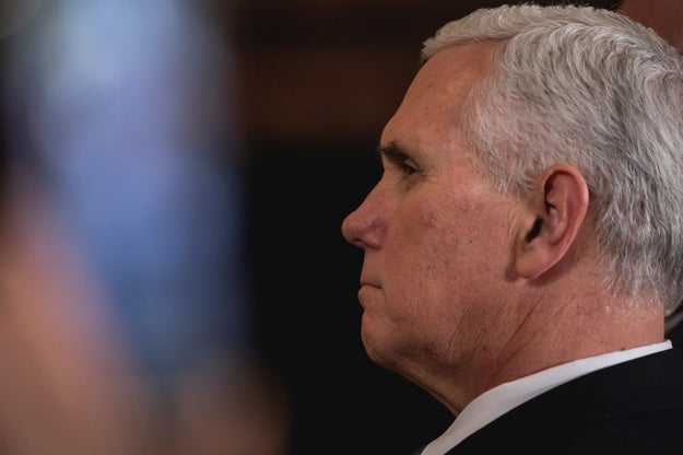 This all began last month, when Rippon criticized Pence's appointment to lead the official US delegation to the opening ceremony in a USA Today piece.