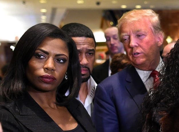 "Reality star Omarosa Manigault Newman, who's on this season of Celebrity Big Brother, said that she would never vote for Trump again ""in a million years"" on Thursday night's episode."