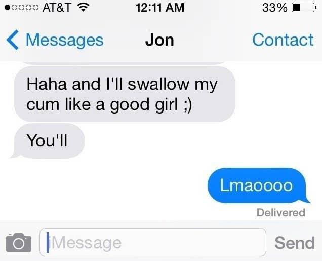 sexting my boyfriend what do i say