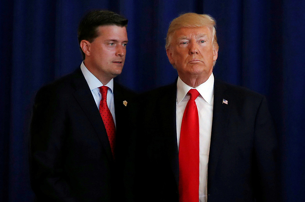 President Trump Just Defended Rob Porter, Saying