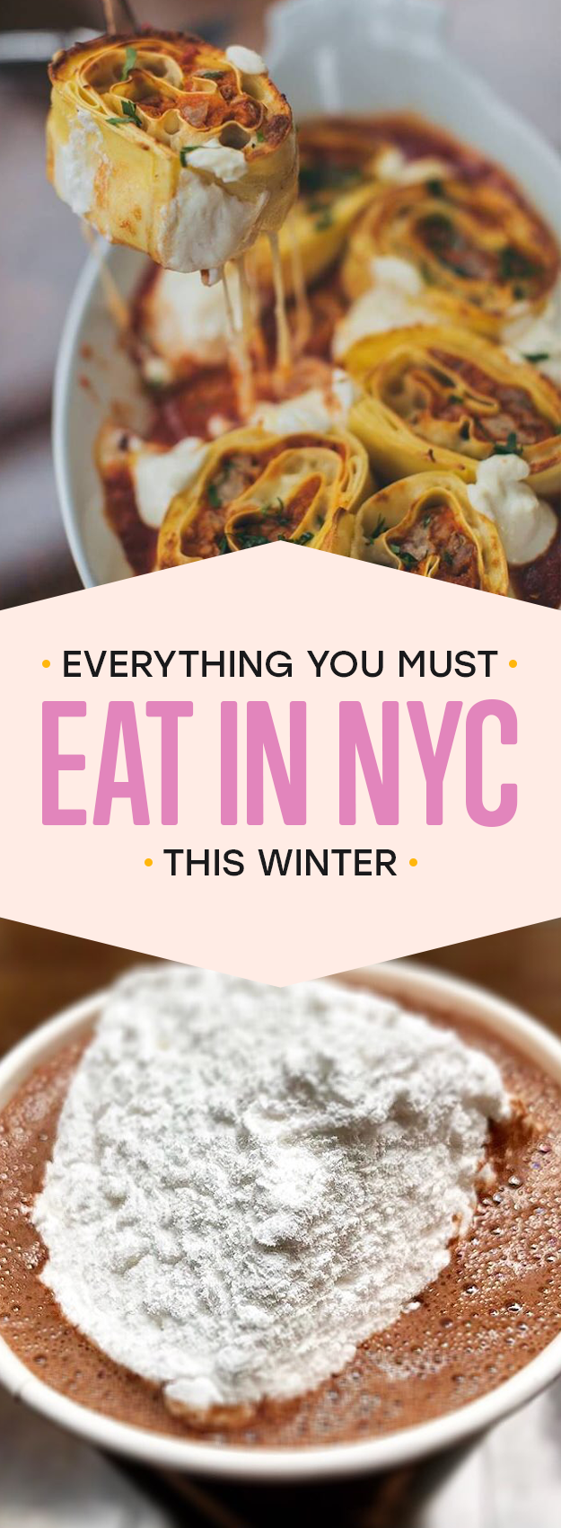 30 Insanely Delicious NYC Eats To Try Before Winter Ends