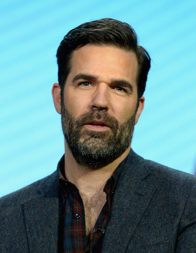 Comedian Rob Delaney's Toddler Son Has Died Of A Brain Tumor