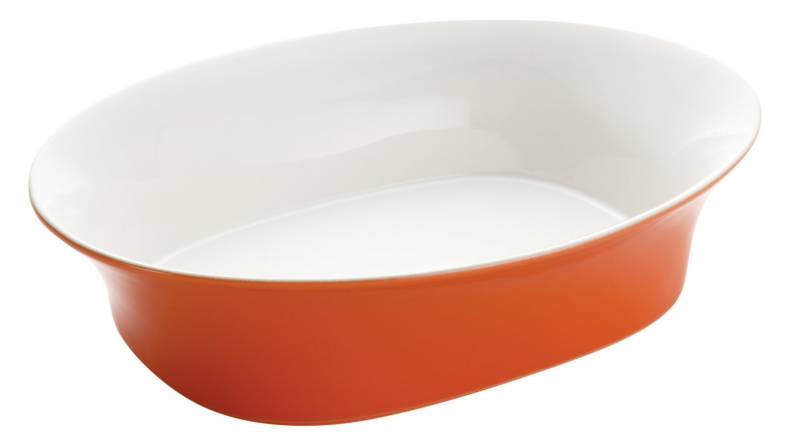A 14-inch serving bowl safe to use in the dishwasher, freezer, or microwave.