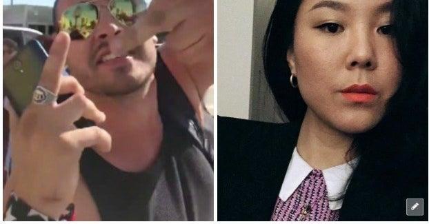 www.buzzfeed.com: 韓国系アメリカ人女性に「アジアへ帰れ」と男が暴言、女性みずから撮った動画が拡散