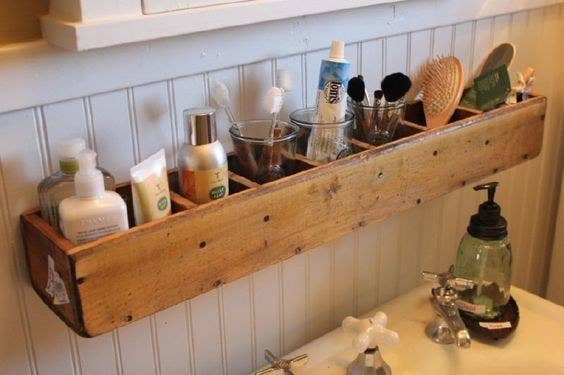10 Ingenious Tricks to Squeeze More into Your Bathroom That You Could Ever Imagine