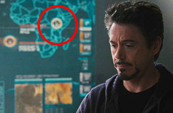 "21 Details From #Marvel Movies That'll Make You Say, ""How Did I Not Notice That?"""