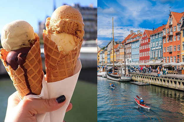 Eat Your Way Through Europe And We'll Reveal Your Dream City