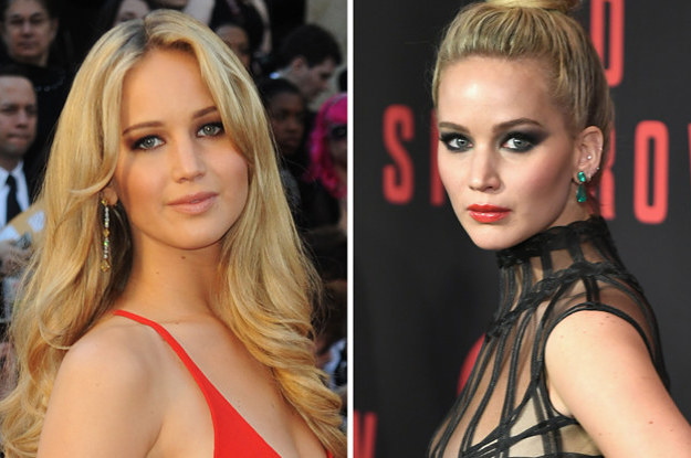 28 Shocking Side-By-Sides Of Actors On Their First Oscars Red Carpet Vs. Now