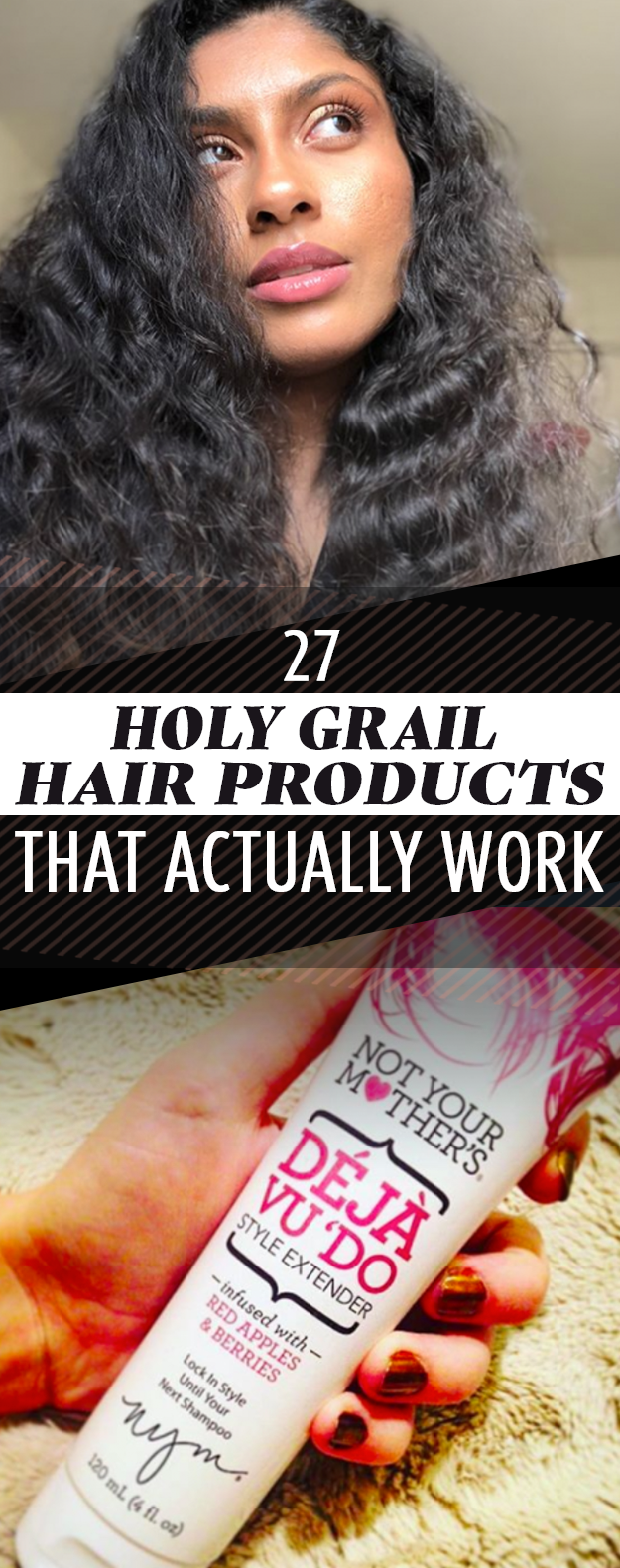 27 Holy Grail Hair Products That Actually Work