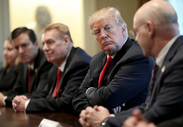 President Donald Trump made a surprise announcement on Thursday that there are going to be new tariffs on steel and aluminum coming in the near future.