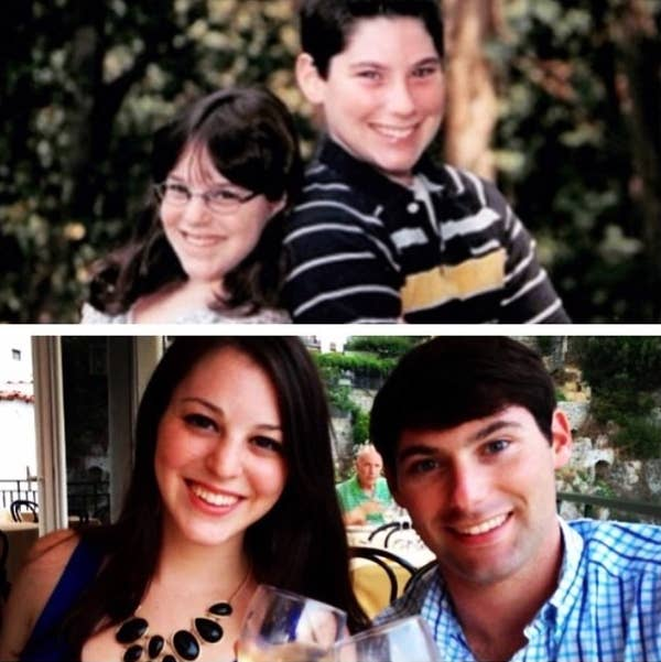 """Thank god for puberty."" —kimmicub22"