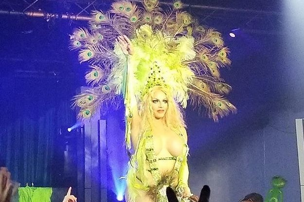 A Woman Says She Was Injured By A Drag Queen's Breasts In Florida