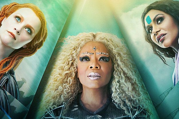"Everyone Has A ""Wrinkle In Time"" Character That Matches Their Personality — Here's Yours"