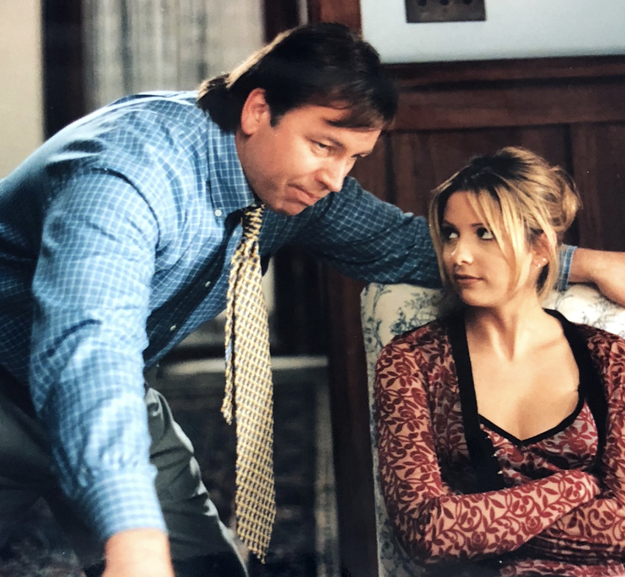 And remember John Ritter as the potential stepfather from hell?