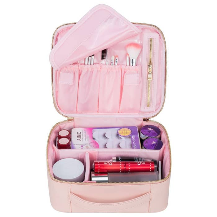 a111a3d4807c 19 Of The Best Makeup And Cosmetic Bags You Can Get On Amazon