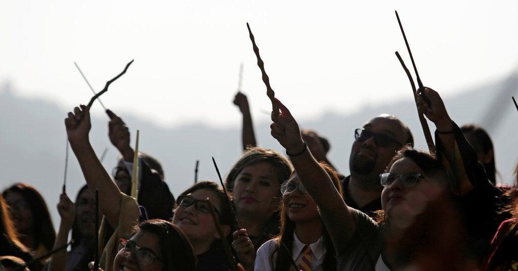 """Responda a 9 perguntas e diremos qual seria sua varinha em """"Harry Potter"""""""