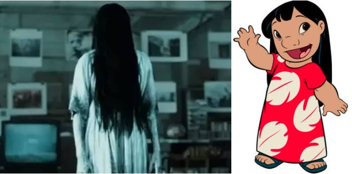 Her name is Daveigh Chase, and she probably gave you nightmares for years after you saw The Ring...or maybe you remember her fondly as the voice of the adorable Lilo in Lilo & Stitch. Whichever.