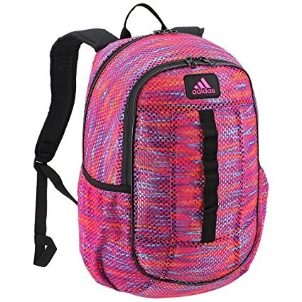 16d59f7407d7 11. Organize your whole life in this mesh Adidas backpack.