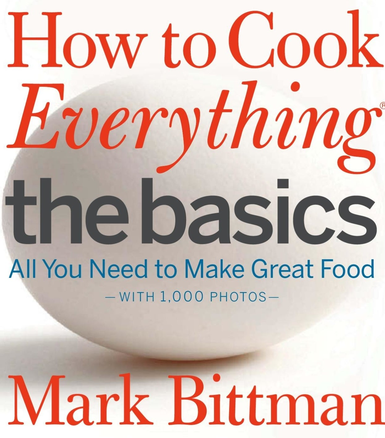 The cover of the book by Mark Bittman