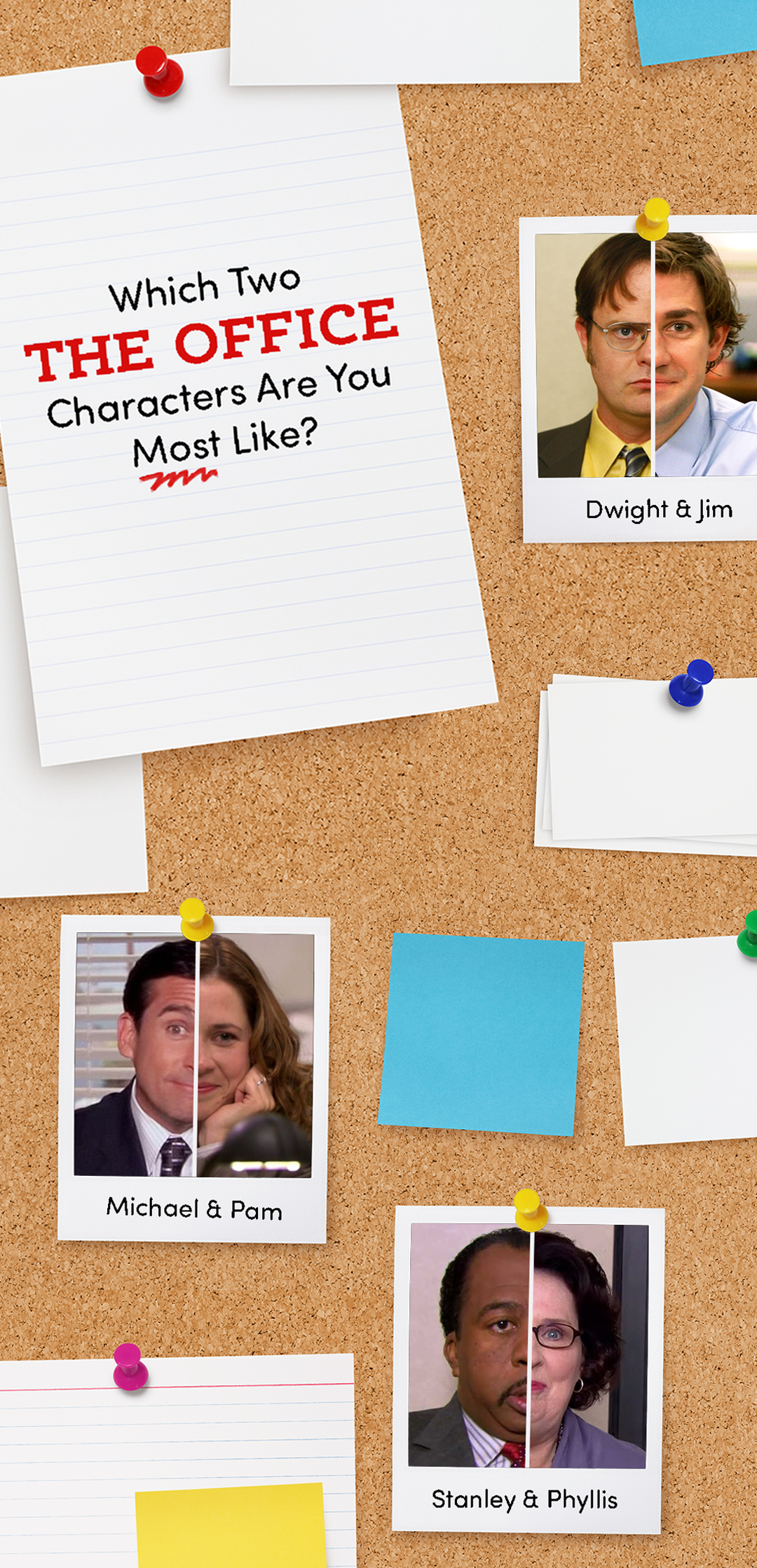 "This Crazy-Accurate ""Office"" Quiz Will Determine Which Two Characters You're Most Like"