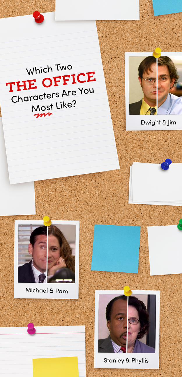 """This Crazy-Accurate """"Office� Quiz Will Determine Which Two Characters You're Most Like"""