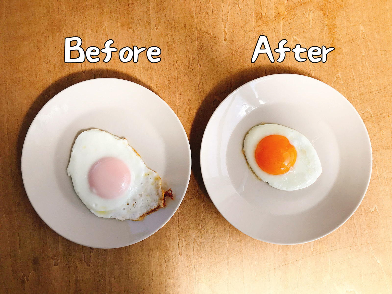 Here's The One Thing You Need To Know About Making Insta-Worthy Fried Eggs