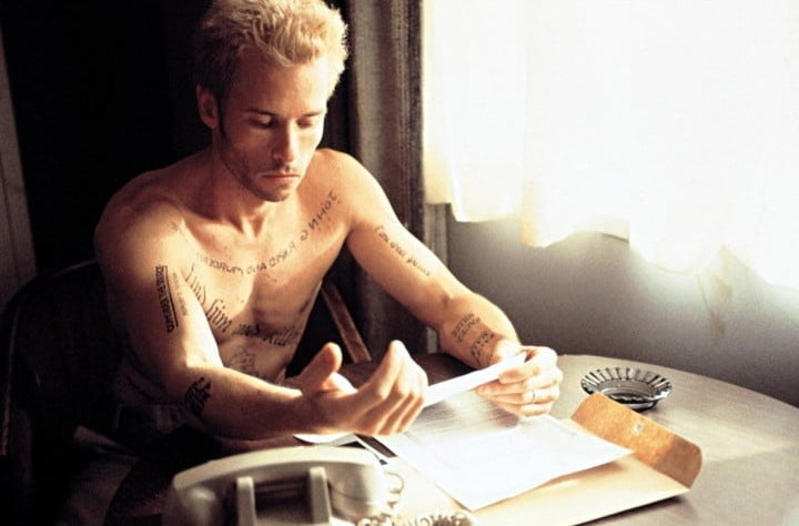 Memento took only 25 days to shoot.