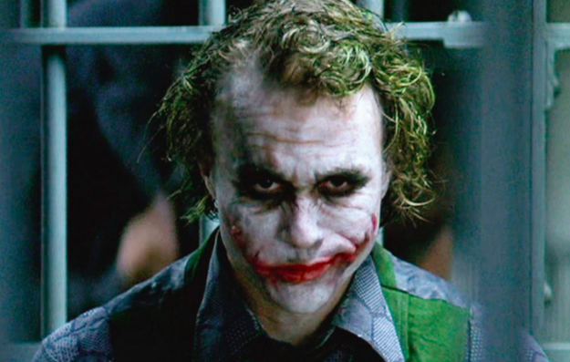 To prepare for his role as the Joker, Ledger hid away in a motel room for about six weeks to delve into the psychology of the character.