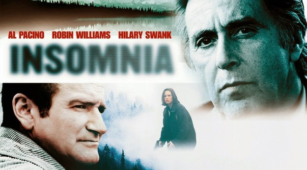 Insomnia is the only film directed by Nolan in which he does not have an official writing credit even though he wrote the final draft of the screenplay himself.