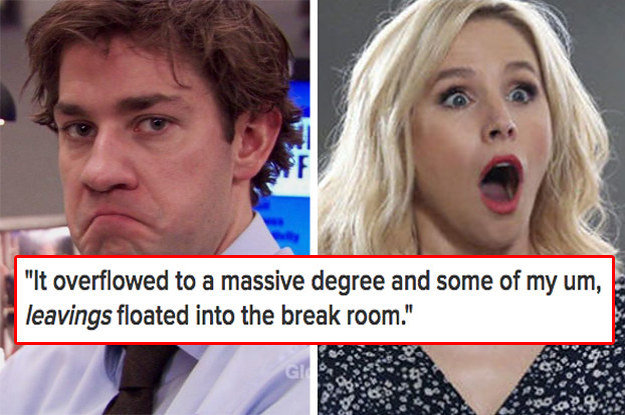17 Embarrassing AF Things That Have Actually Happened To