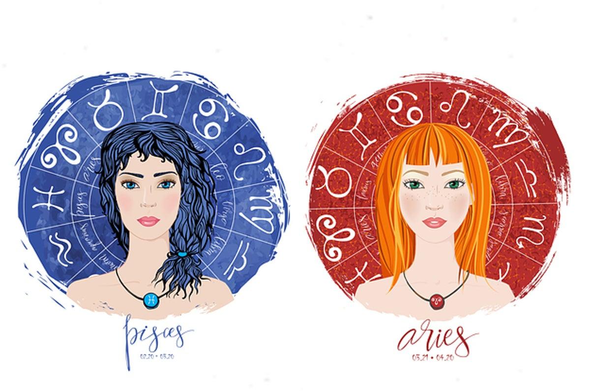 Aquarius with compatibility cusp pisces love aries Aquarius Pisces