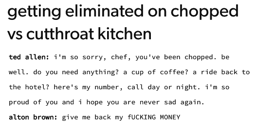 18 Jokes You'll Get If You Watch Way Too Many Food Network Shows