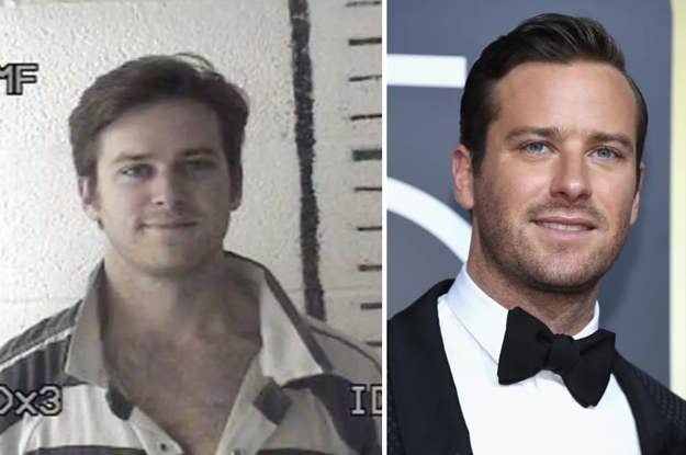 The Story Behind Armie Hammer's Mugshot Is Just As Hilarious