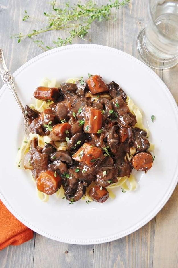Sneak vegetables into your favorite comfort foods.