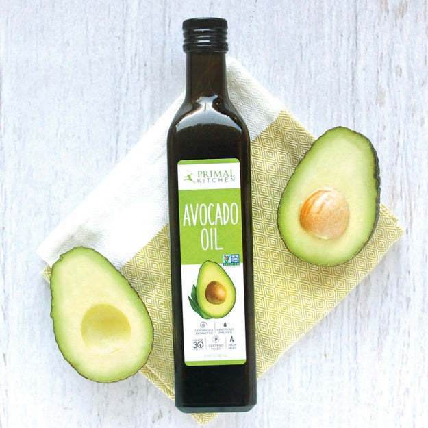 Try cooking with less processed oils like avocado and coconut oil instead of canola oil.