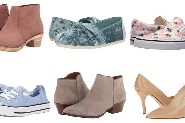 6de74bd38fdc 26 Spring Shoes From Zappos That People Actually Swear By