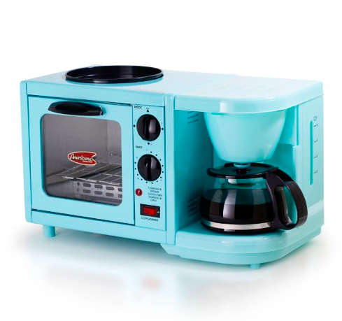 Superbe 1. Prepare Coffee And Other Creations Your Family Will Love With An  Adorable 3 In 1 Breakfast Station.