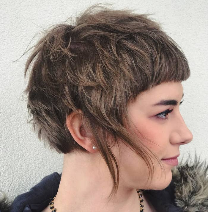 Cortes de pelo raros para mujer