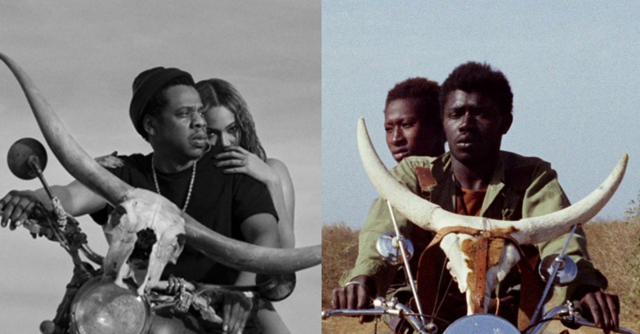 "Beyoncé And Jay-Z's ""On The Run II"" Tour Video Is Inspired By A Classic Senegalese Film"