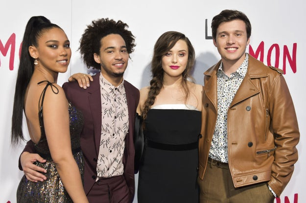 The cast just attended the LA premiere and they are all too cute for words.