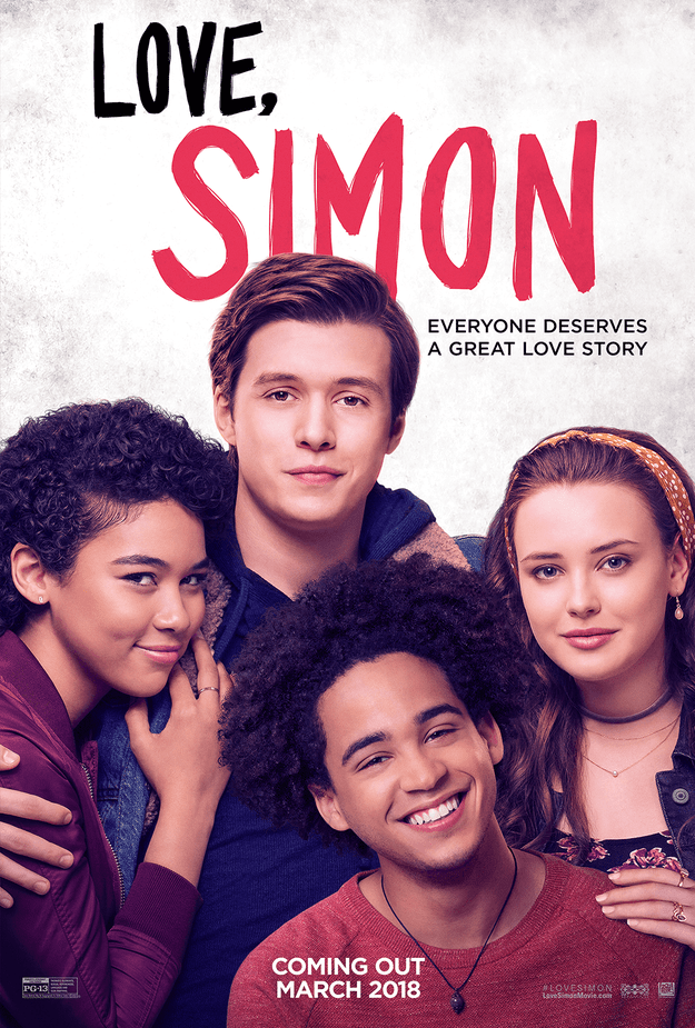 Love, Simon is an adorable teen rom-com coming out this week in the US, and March 29 in Australia.