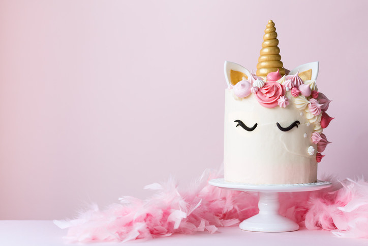 This Valid Attempt At A Unicorn Cake