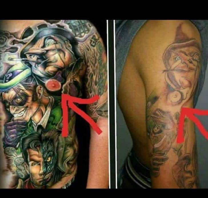 21 Hilarious Tattoo Fails That Are Well They Re A Fuckin Journey