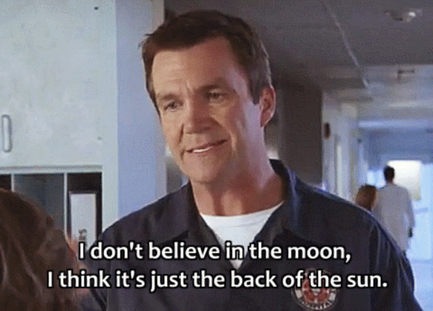 """In some episodes of Scrubs, Neil Flynn improvised his own lines as Janitor. The script would simply read, """"Whatever Neil says."""""""